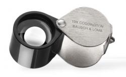 Bausch & Lomb Coddington Loupe 10X