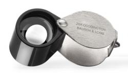 Bausch & Lomb Coddington Loupe 20X