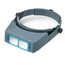 Donegan OptiVisor (2X at 10 inches)