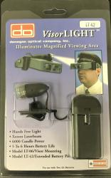 Donegan VisorLight for OptiVisor (w/42-inch Cord)