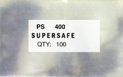 Supersafe Heavyweight Philatelic Sleeves - Approval Cards