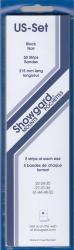 Showgard Stamp Mounts Strip Set: US1 (10 Sizes 22-52)
