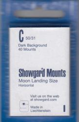 Showgard Stamp Mounts: C (50/31)