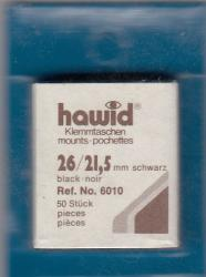 Hawid Stamp Mounts: 26x22