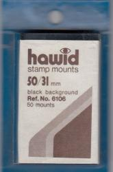 Hawid Stamp Mounts: 50x31