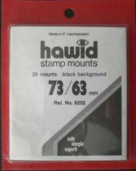 Hawid Stamp Mounts: 73x63