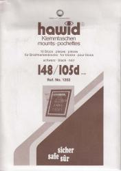 Hawid Stamp Mounts: 148x105