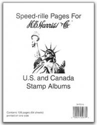 HE Harris Speedrille Pages -- US/UN/Canada