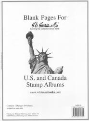 HE Harris Blank Pages -- US/UN/Canada