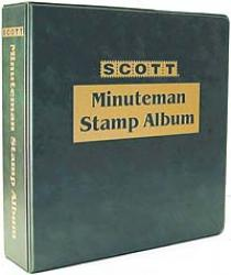 Scott Green Minuteman 3-Ring Binder