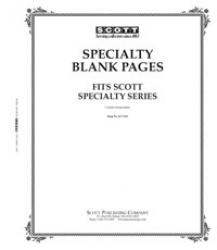 Scott Blank Pages -- Border A (Specialty)