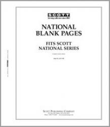 Scott Blank Pages -- Border B (National)