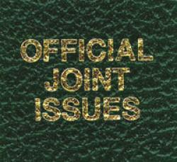 Scott National Series Green Binder Label: US Official Joint Issues